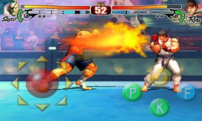 Street Fighter IV HD Apk Android